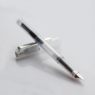 Schneider 施耐德 BK406 铱金钢笔 (ABS、EF尖、透明)