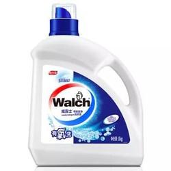 Walch 威露士 洗衣液 有氧倍净 3kg *5件
