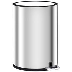 五月花 WYH-GB206 不锈钢垃圾桶 7L  *3件