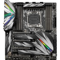 MSI 微星 X299 MEG Creation 创世板 主板 ATX(标准型) X299