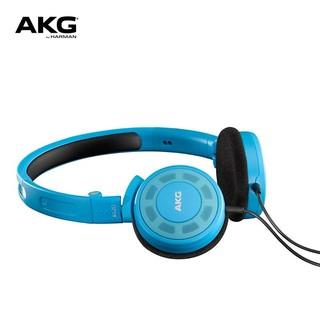 AKG 爱科技 K420 耳机 (头戴式、通用、 32Ω、橙色 /浅蓝色/ 海军蓝)
