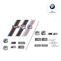 宝马/BMW官方旗舰店 不干胶贴纸/纹身贴 上海M嘉年华主题定制商品
