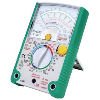 Pro'sKit 宝工 MT-2017 26档指针型防误测三用电表