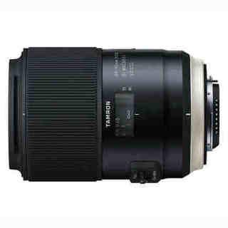 TAMRON 腾龙 SP 90mm F2.8 Di MARCO 1:1 VC USD 全画幅微距镜头 尼康口