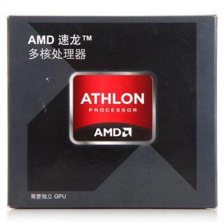 AMD 速龙系列 860k CPU (四核心、Socket FM2+、盒装)