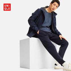 优衣库 UNIQLO 408989 男装 弹力运动长裤