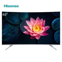 Hisense 海信 HZ65E6AC 65英寸 4K超高清 液晶电视