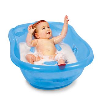 OKBABY 婴儿大号浴盆 珠光粉
