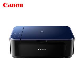 Canon 佳能 E568 彩色喷墨一体机 黑色 (A4、支持自动双面打印)