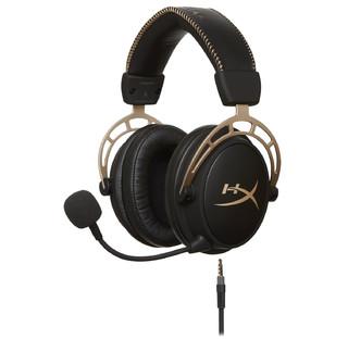 Kingston 金士顿 HyperX 阿尔法 黑金版 游戏耳机