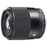 SIGMA 适马 30mm F1.4 DN DC M4/3画幅标准定焦镜头微单镜头