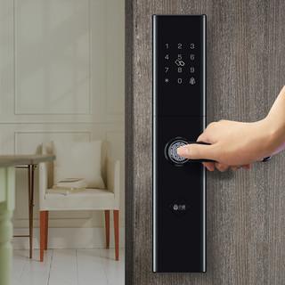 小益 E205 家用防盗门指纹锁