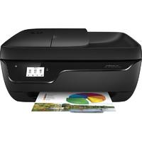 HP 惠普 OffiecJet 3830 无线wifi多功能一体机喷墨打印机 (黑色、A4、手动)