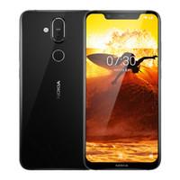 NOKIA 诺基亚 X7 智能手机 6GB+64GB 沁夜黑