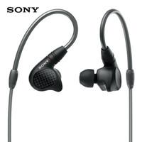 SONY 索尼 IER-M9 入耳式耳机 黑色