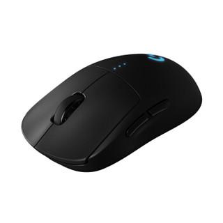 Logitech 罗技 G Pro wireless 无线游戏鼠标 黑色 LIGHTSPEED