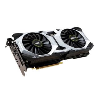 msi 微星 GeForce RTX 2080 VENTUS 万图师显卡