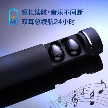 NINEKA 南卡 N1 无线蓝牙耳机 (通用、入耳式、黑色)
