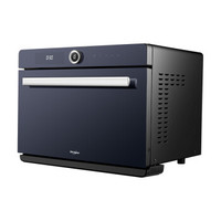 Whirlpool 惠而浦 WTO-CS321T 嵌入式烤箱 32L 黑色