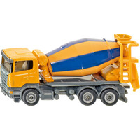 SIKU 汽车模型仿真工程车  SKUC1896 水泥搅拌车