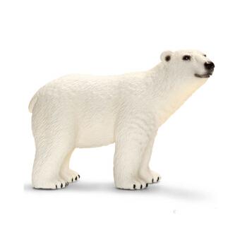 Schleich 思乐 仿真动物模型玩具 S14659 白熊