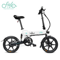 1日0点:FIIDO D2 折叠电动自行车