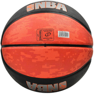 SPALDING 斯伯丁 83-392Y 篮球 (7号、红色)