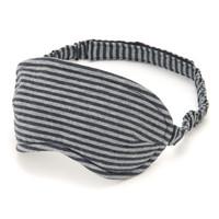 MUJI 棉天竺 便携式眼罩