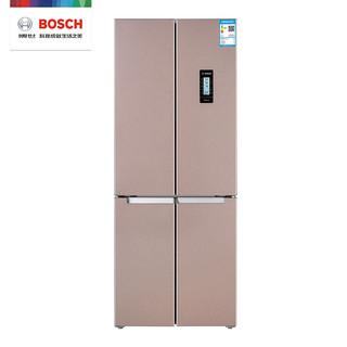 BOSCH 博世 BCD-452W(KMF46A66TI) 十字对开门冰箱