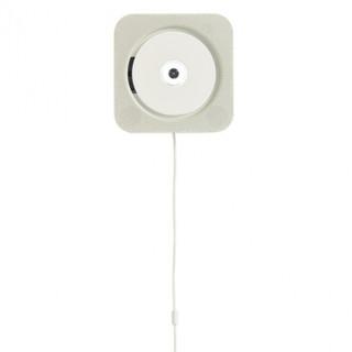 MUJI 无印良品 壁挂式CD播放器 白色