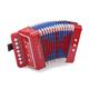 NEW CLASSIC TOYS  益智早教音乐启蒙玩具儿童手风琴 *2件 213元包邮(合106.5元/件)