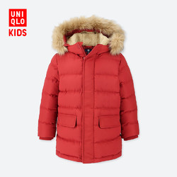 童装/男童 WARM PADDED大衣 409222 优衣库UNIQLO
