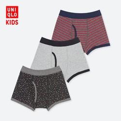 童装/男童 短裤(3件装) 411078 优衣库UNIQLO