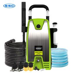 SSC家用220v高压洗车机自吸式洗车泵刷车水枪清洗机1816as1