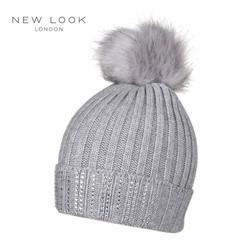 NEW LOOKNEWLOOK女士保暖帽子 5045533724028