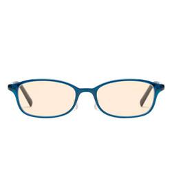 小米眼镜儿童款 TS防蓝光护目镜平光镜 米家定制版 蓝色镜架
