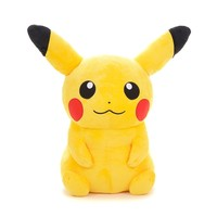 pokemon 精灵宝可梦 正版授权 皮卡丘大号坐姿公仔 1m