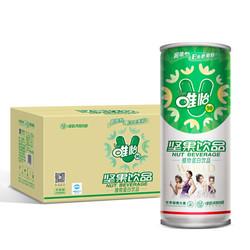 唯怡 坚果饮料 绿标90 245ml*12罐 整箱装
