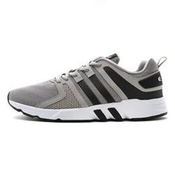 鸿星尔克ERKE 男跑步鞋运动休闲轻质常规慢跑鞋百搭舒适运动鞋 11117220154 水泥灰/正黑 43