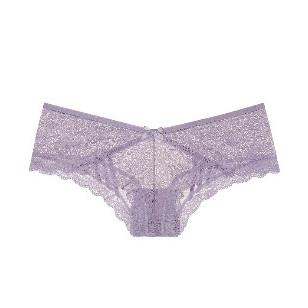 VICTORIA'S SECRET 维多利亚的秘密 11125306 女士蕾丝半包臀内裤