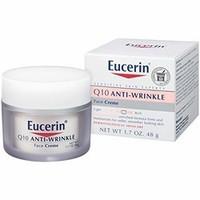Prime会员:Eucerin 优色林 Q10 抗皱保湿面霜 48g