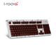 I-ROCKS/艾芮克Ta-70钽 RGB背光静电容机械游戏键盘WE战队版