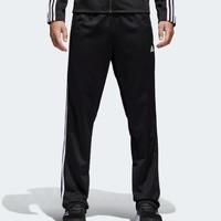 大码福利:adidas 阿迪达斯 Essentials 3-Stripes 男士运动长裤