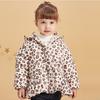 Oissie 奥伊西 儿童可爱豹纹羽绒服 *2件 282.2元(合141.1元/件)
