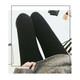 纪梵希 连裤袜丝显瘦防勾丝1900D加厚羊绒混纺裤袜 黑色(1900D)