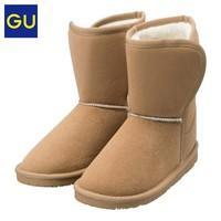 GU 极优 304053 女童雪地靴
