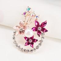 AITEKA 爱缇卡 芳华系列 珍珠胸针
