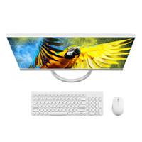 ViewSonic 优派  A2308 一体机台式电脑(i3-8100、 8GB、 240GB、23英寸)