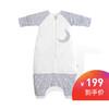 Babysing婴儿睡袋儿童防踢被纯棉大小童宝宝睡袋四季款空调被 *2件 398元(合199元/件)