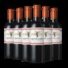 智利名庄蒙特斯 欧法赤霞珠干红葡萄酒750ml*6支整箱装 878元(需用券)
